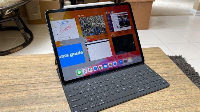 iPad Pro 12.9 2020 9