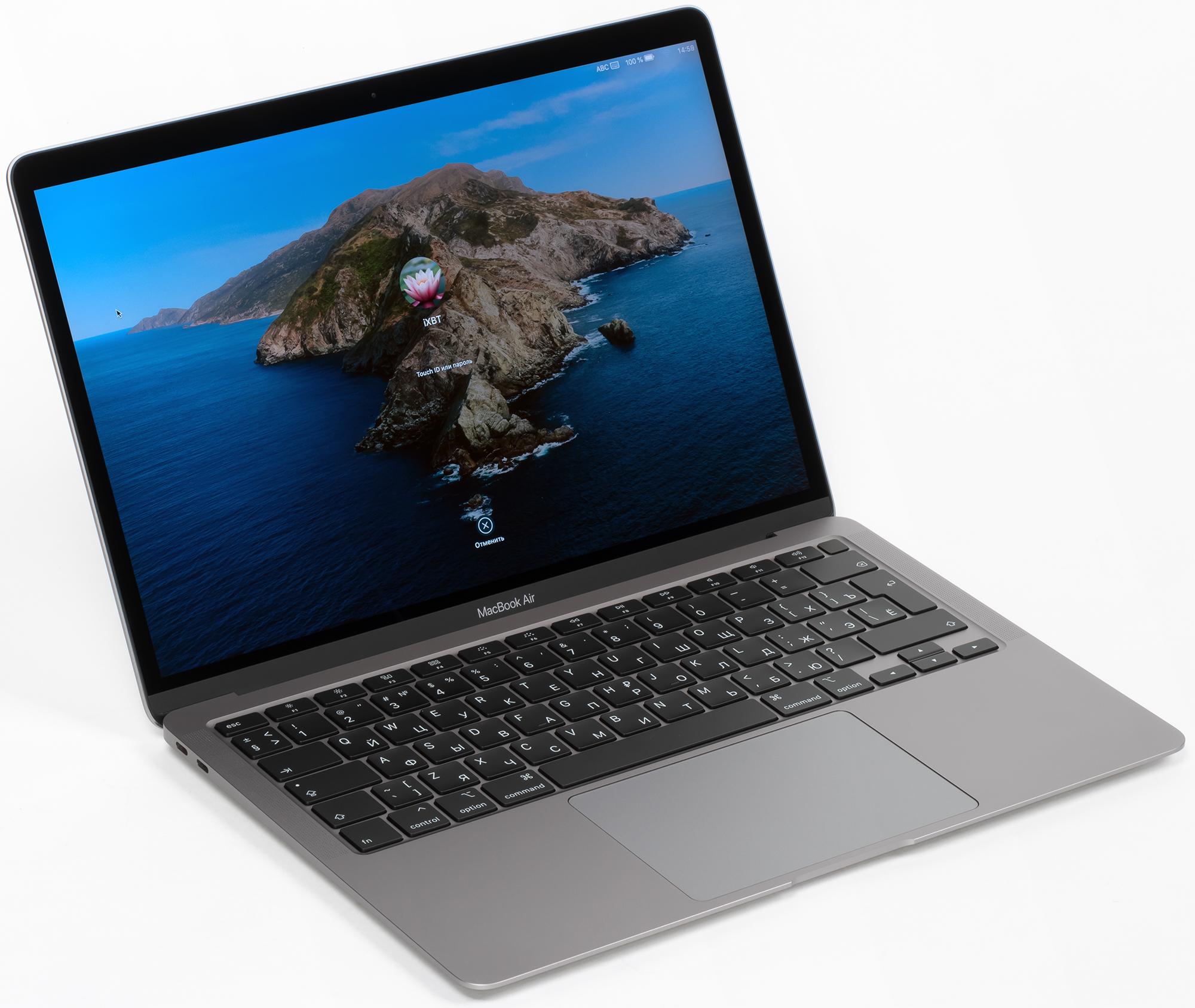 MacBook Air 2020 6