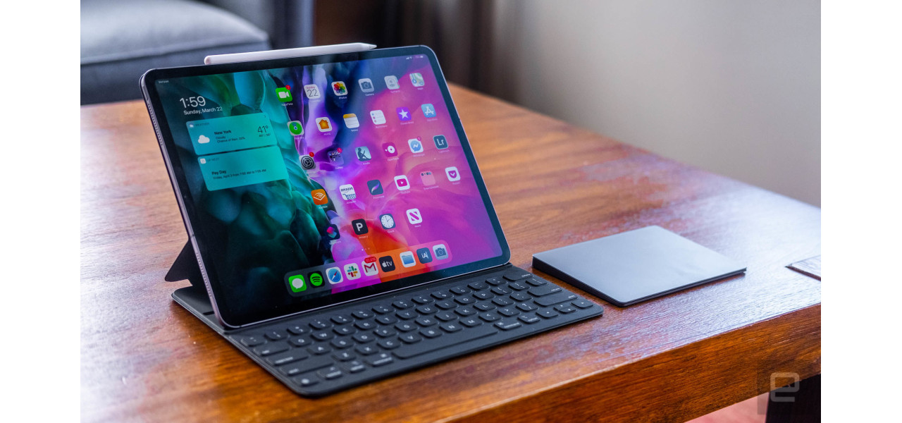 Обзор нового планшета Apple iPad Pro 11 (2020)