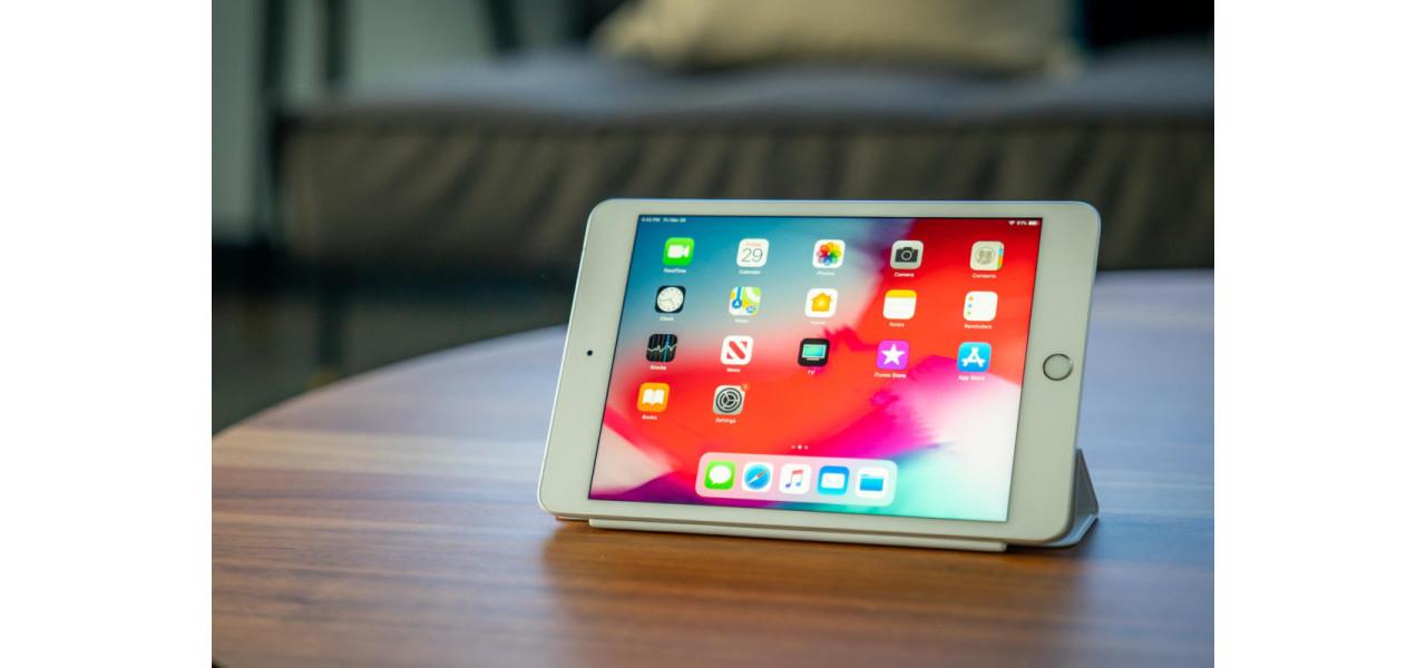 Детальный анализ Apple iPad mini, выпущенного в 2019 году