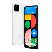Смартфон Google Pixel 4A 5G 128GB Clearly White