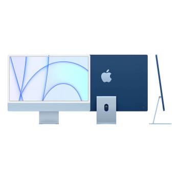 """Ноутбук Apple iMac M1 24"""" 4.5K 256GB 7GPU Blue 2021"""