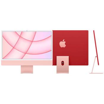 "Ноутбук Apple iMac M1 24"" 4.5K 256GB 7GPU Pink 2021"