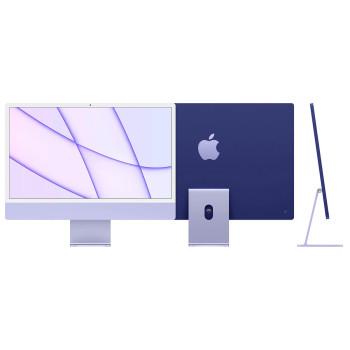 "Ноутбук Apple iMac M1 24"" 4.5K 256GB 7GPU Purple 2021"