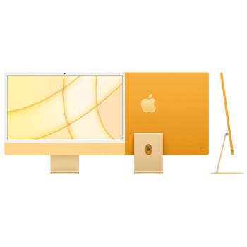 """Ноутбук Apple iMac M1 24"""" 4.5K 256GB 7GPU Yellow 2021"""