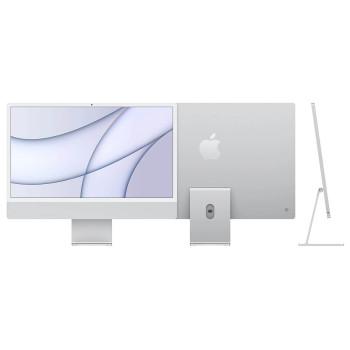 "Ноутбук Apple iMac M1 24"" 4.5K 256GB 7GPU Silver 2021"