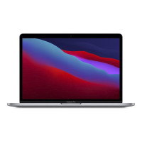 Ноутбук Apple MacBook Pro 13 2020 РСТ (M1/8GB/512GB SSD) MYD92RU/A Серый космос