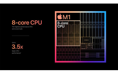 Новинка: Macbook Air чип Apple M1 - характеристики и что ожидать