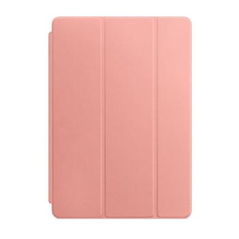 Кожаная обложка Smart Cover для iPad 2019 / iPad Air 2019, Бледно‑розовый