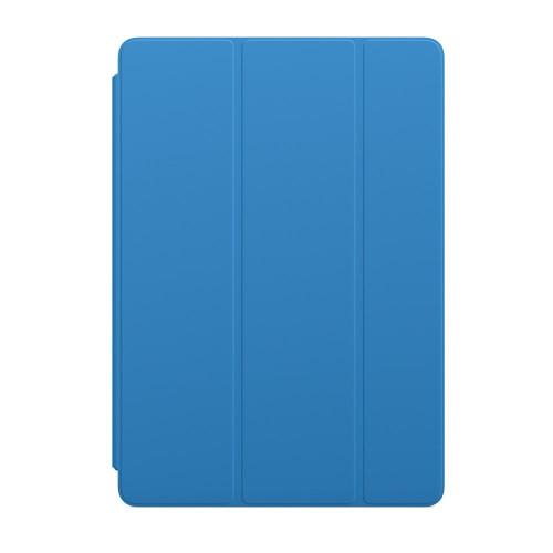 Smart Cover для iPad 2019, Cиняя волна