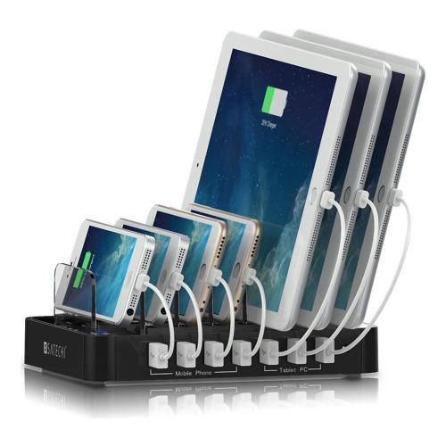 Док-станция Satechi 7-port USB Charging Station Dock, черный