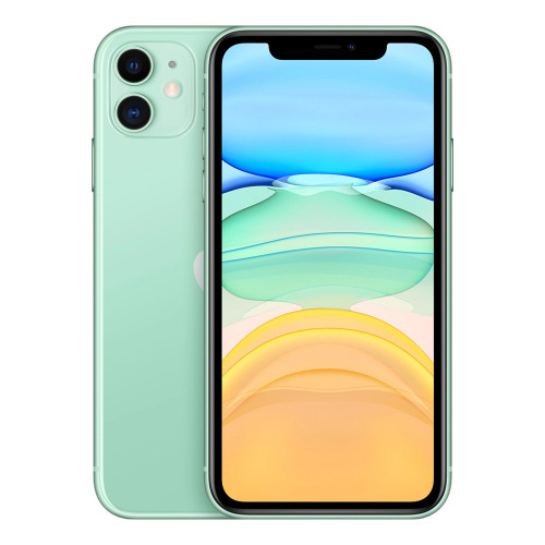 Смартфон Apple iPhone 11 128GB Green (зеленый)