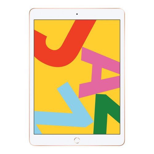 Планшет Apple iPad 7 2019 128GB Wi-Fi + Cellular Gold