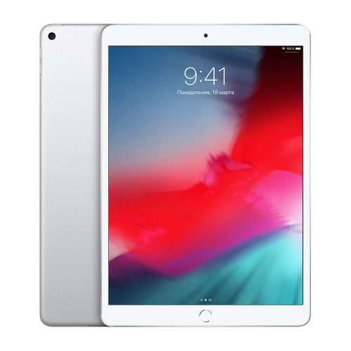 Планшет Apple iPad Air 2019 256GB Wi-Fi Silver