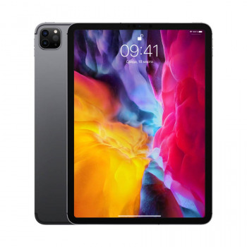 "Планшет Apple iPad Pro 11"" (2020) 128GB Wi-Fi Space Gray"