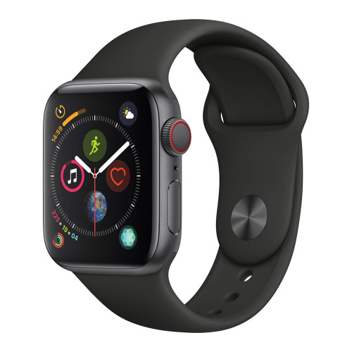 Watch Series 5 44mm GPS+LTE Space Gray