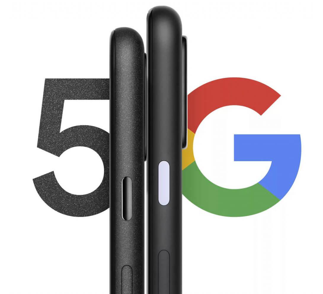 Смартфон Google Pixel 4a 5G 6/128GB