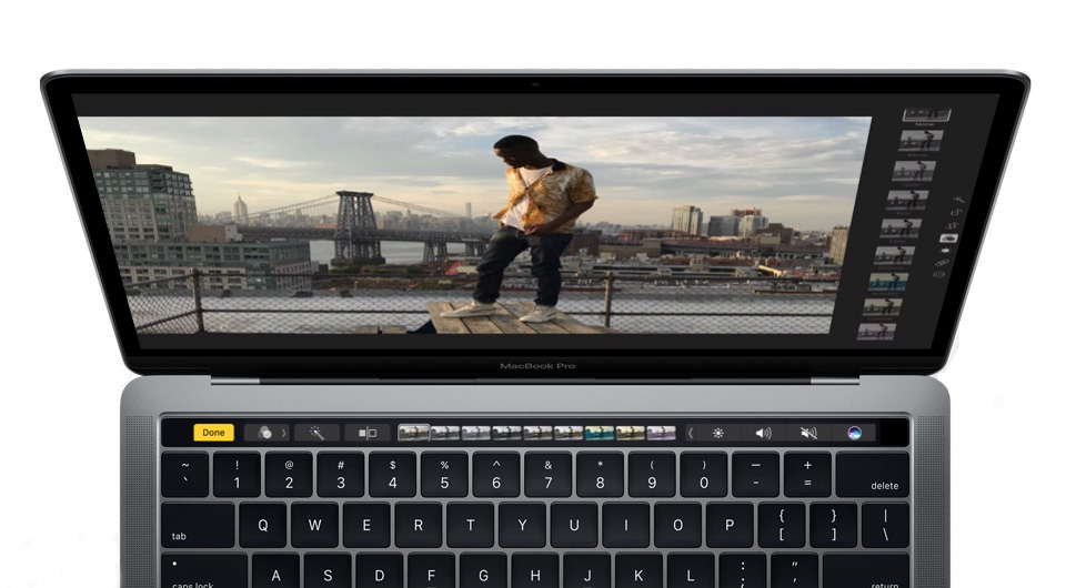 Apple MacBook Pro 15 Touch Bar 2018 4