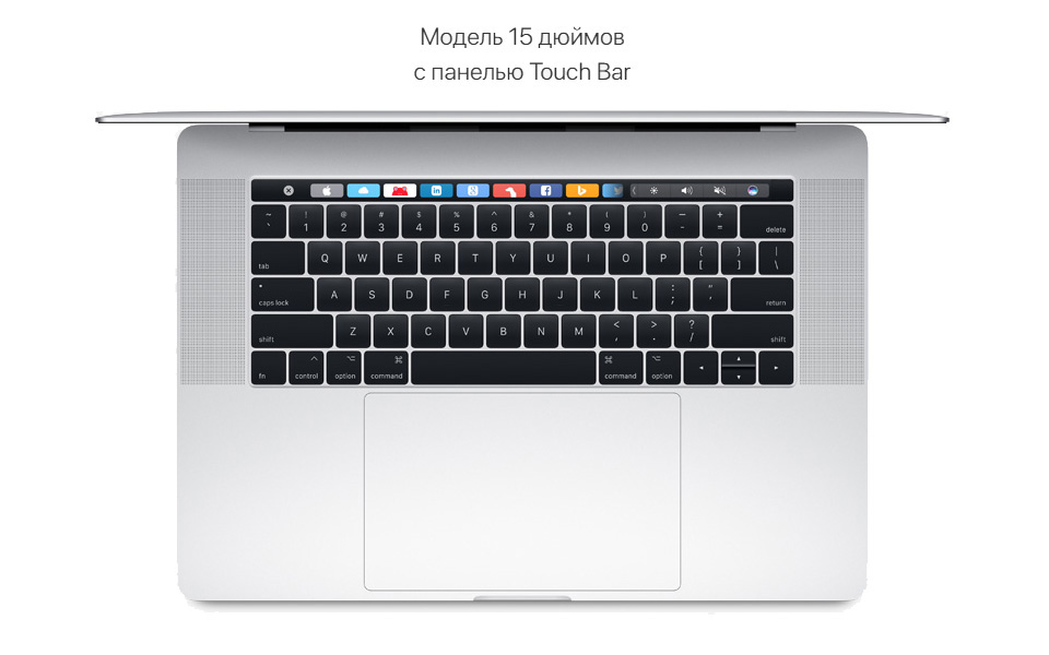 Apple MacBook Pro 15 Touch Bar 2018 16