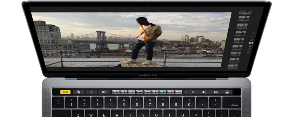 ноутбук apple macbook pro 13 2018